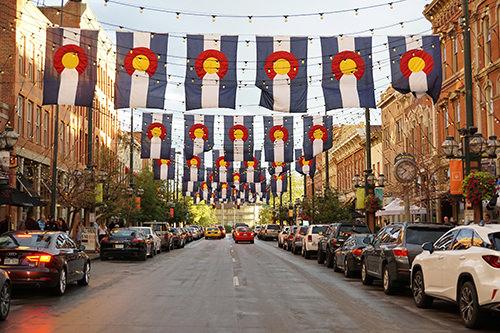 Street - Denver Commercial Real Estate
