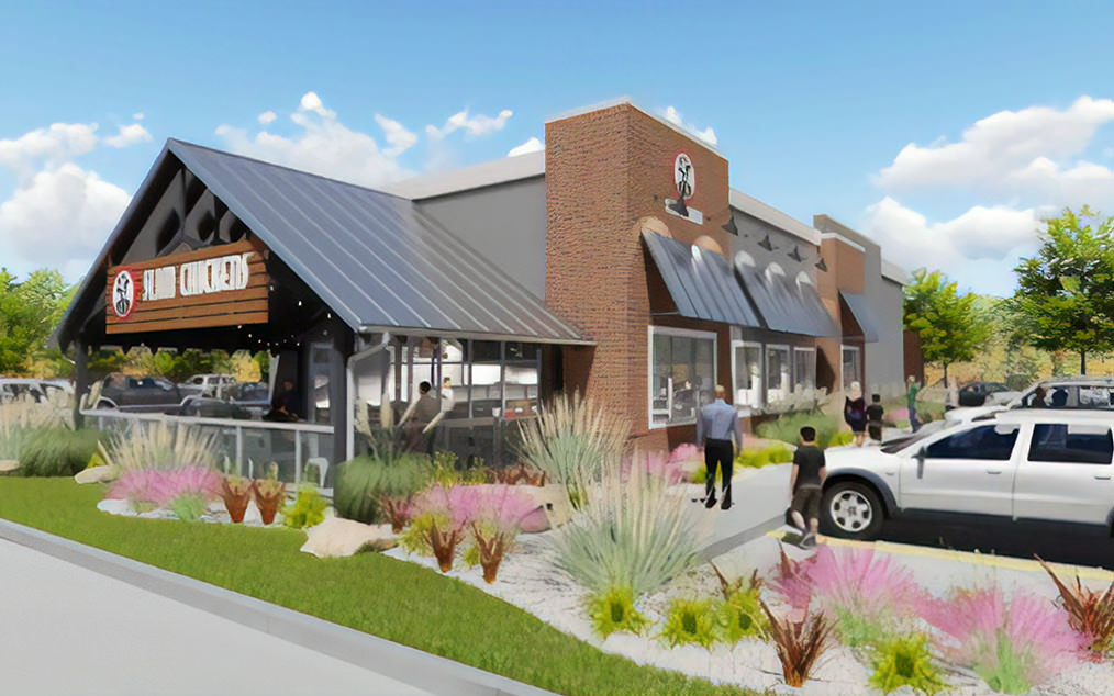 Block & Company, Inc., Realtors (Kansas City) and The Zall Company (Denver) bring second Slim Chickens restaurant to Colorado